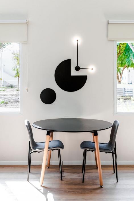 פרטי עיצוב ייחודיים שתוכננו ועוצבו במיוחד עבור הפרוייקט